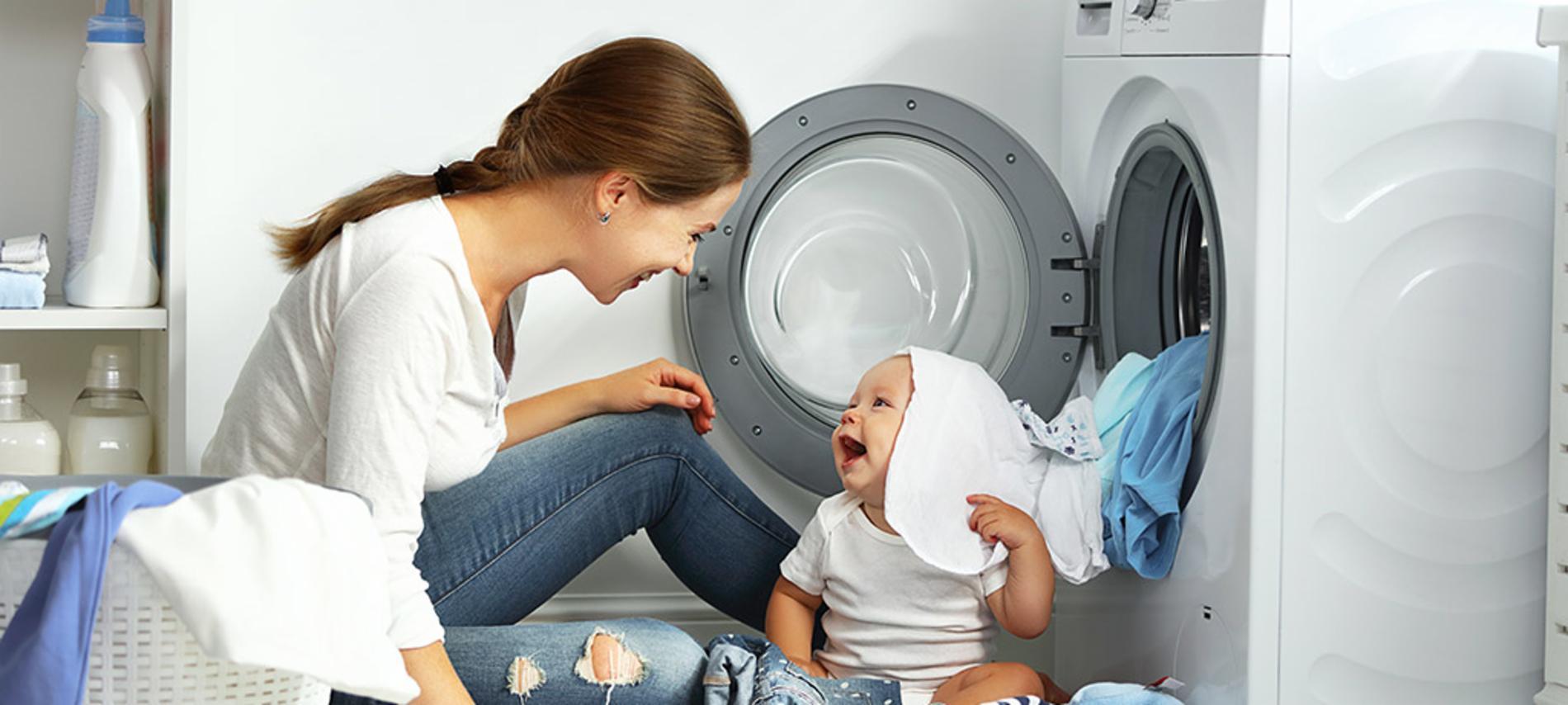 Recomendaciones Para Lavar Y Planchar La Ropa Del Bebé Diariamente Ali